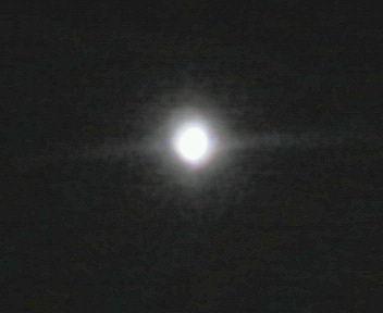満月ですね♪
