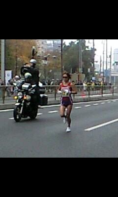 女子国際マラソン