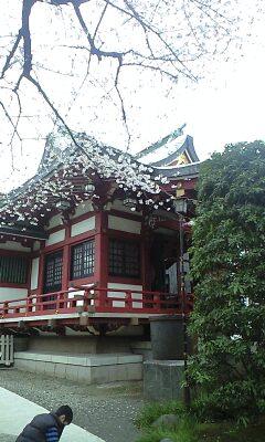 熊野神社新月奉納
