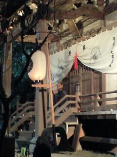 満月の集い・深大寺