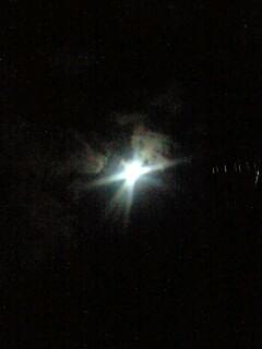 もうすぐ満月♪
