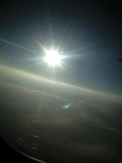 陽がのぼる