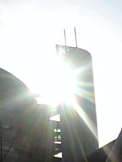 立春の太陽