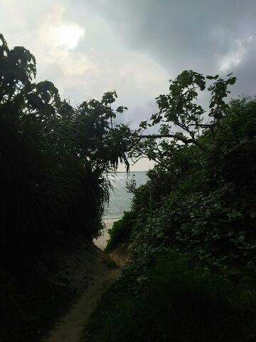 来間島  長間浜!?