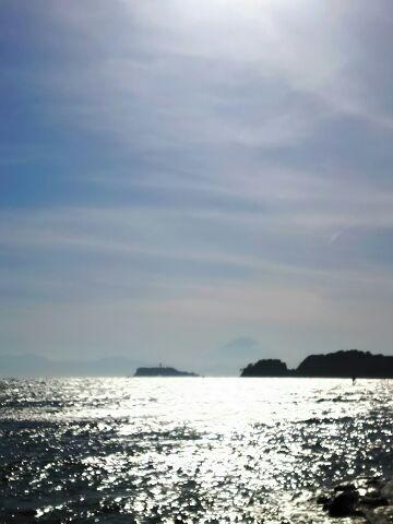 光る海  空 大地