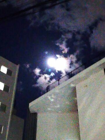 仲秋の名月の晩に