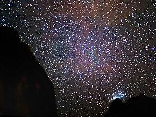 心をいやす究極の星空